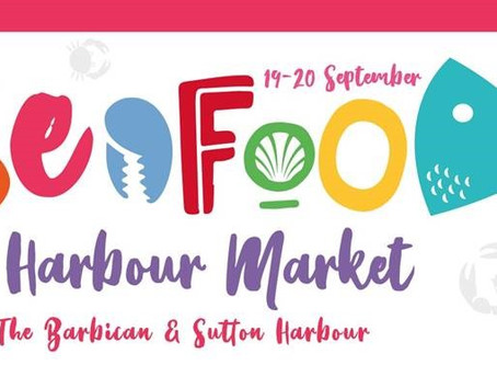Plymouth Seafood & Harbour Market 2020