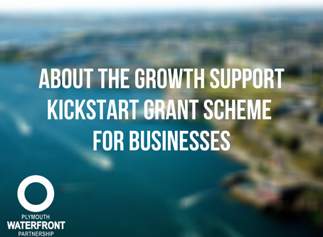 About the Growth Support Kickstart Grant scheme for small businesses