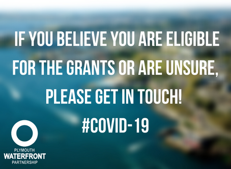 Waterfront Businesses - Apply for Grants Covid19