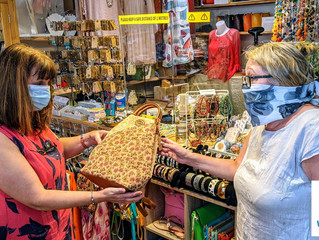 Face coverings will be mandatory in shops & supermarkets from 24th July
