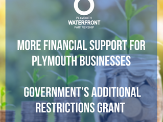 More financial support available from Government's Additional Restrictions Grant (ARG)