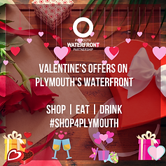 Waterfront Businesses Valentines Offers.