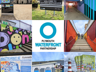 Big improvements for Plymouth's Waterfront to support local businesses