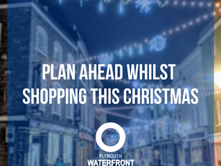 Plan ahead whilst shopping this Christmas