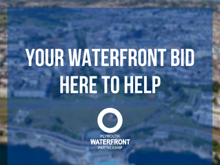 Your Waterfront BID - Here to Help #Covid-19