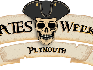 Pirates Weekend Plymouth 2020