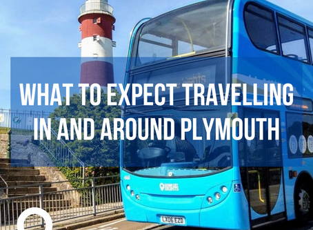 What to expect travelling in and around Plymouth
