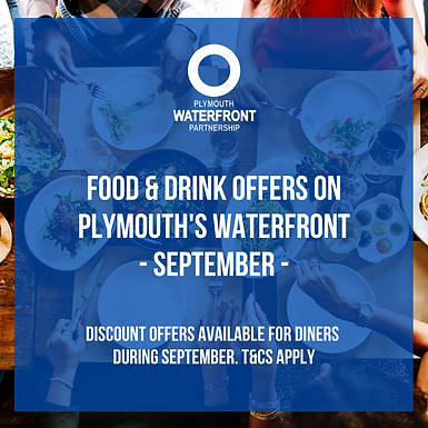 Plymouth Waterfront Food and Drink Offer