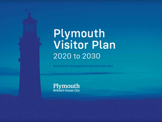 New plan sets out bright future for tourism in Plymouth in the Plymouth Visitor Plan: 2020 to 2030