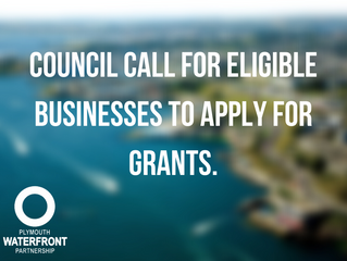 Council Call for eligible businesses to apply for grants