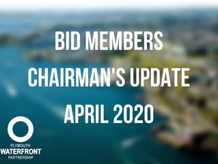 BID Members Update - April 2020