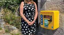 Vital life-saving equipment installed on Plymouth's Waterfront