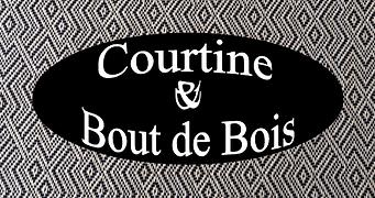 Logo Courtine & Bout de Bois