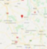 cartographie Bourges, Nevers, Moulins, Montluçon