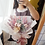 Thumbnail: Purple Money Flower Bouquet