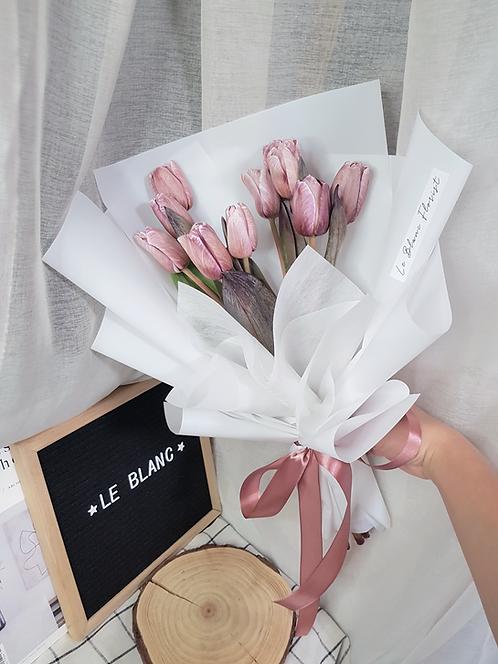 Premium Brownie Tulips