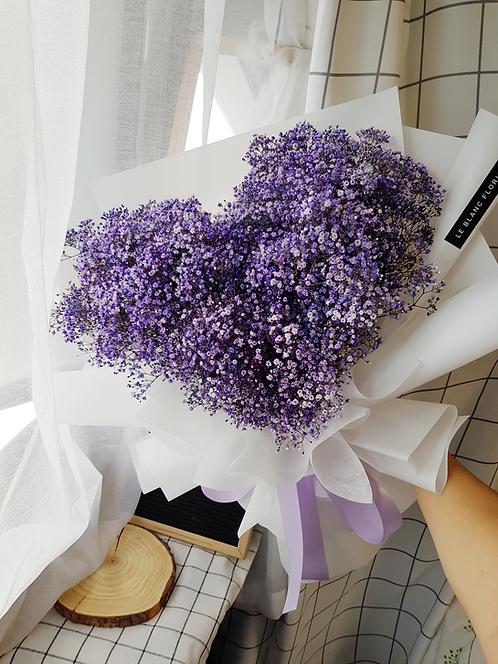 Purple Million Love