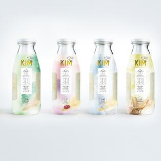 KIM 金羽燕 packaging