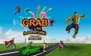 Disney x Grab launch event pitch