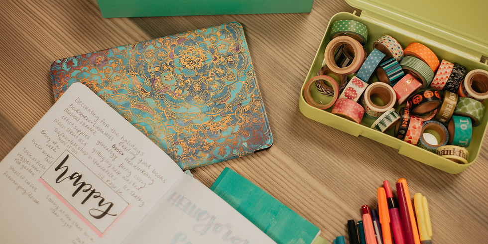 PRODUCTIVE AND CREATIVE JOURNALING