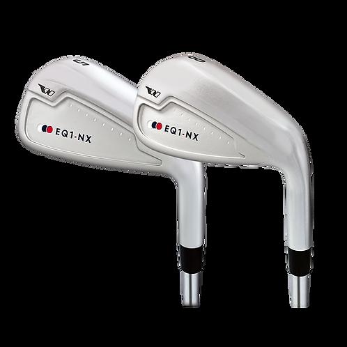 Wishon Golf EQ1-NX Single Length Irons