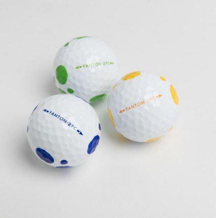 VISION GOLF DALMATION WHITE GOLF BALLS