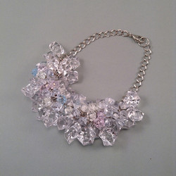 Double Ice necklace