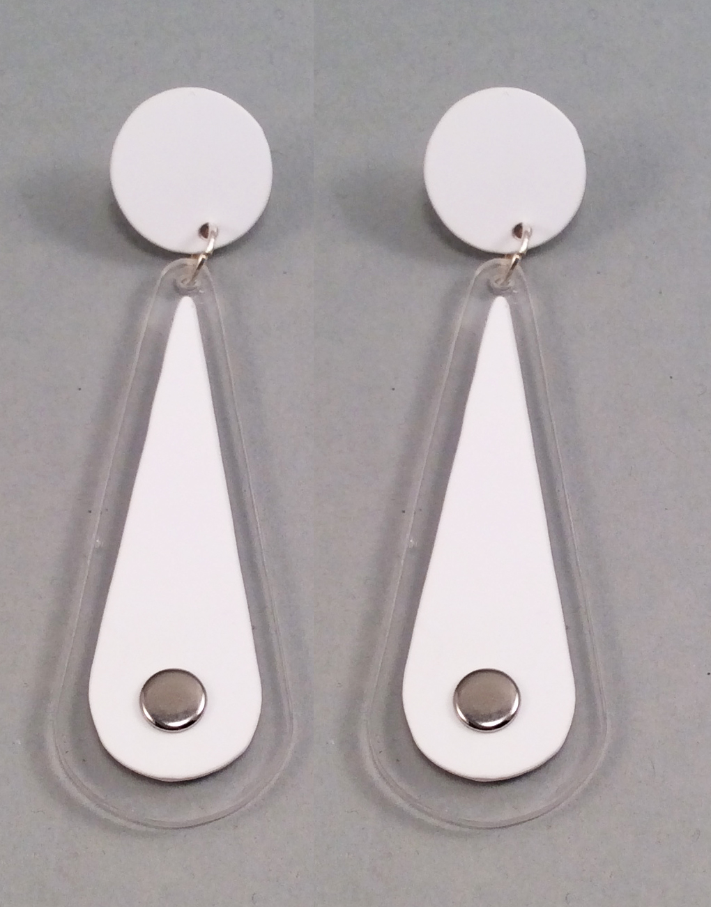 Whitear earrings