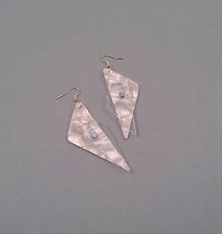 Nacrepass earrings