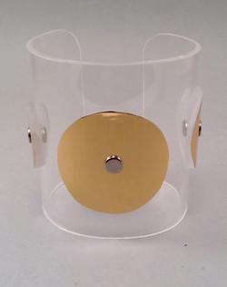 Golcircle bracelet