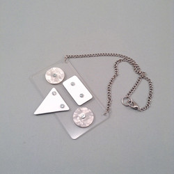 Whiteduck necklace