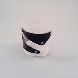 Black smalltri bracelet