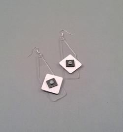 Romb earrings