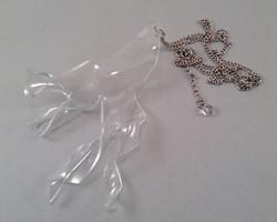 Megastalactite necklace
