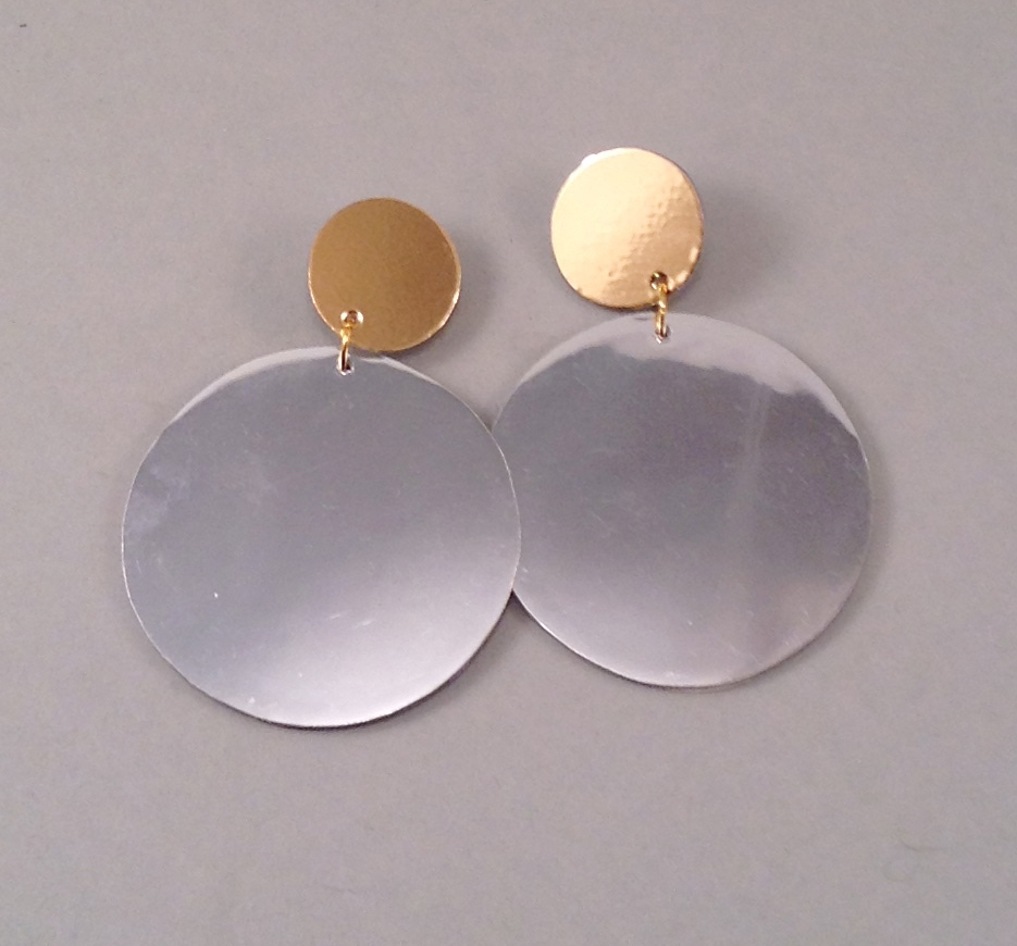 Silcircle earrings
