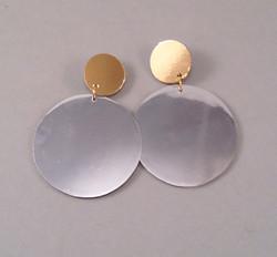 Silcircle earrings