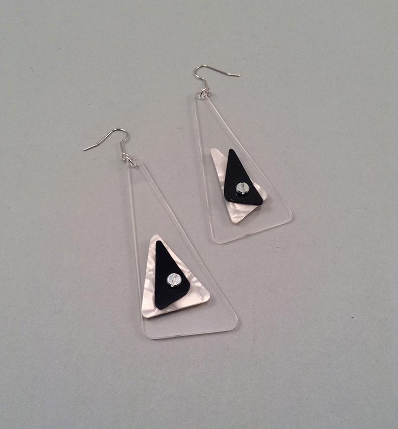 Tribis earrings