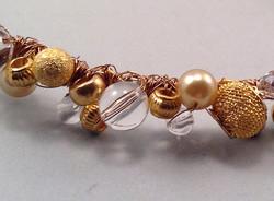 Goldie hairband - details