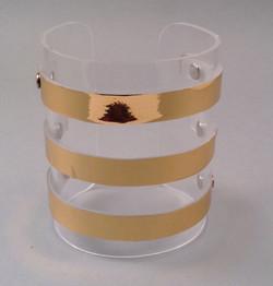 Goldstripes bracelet