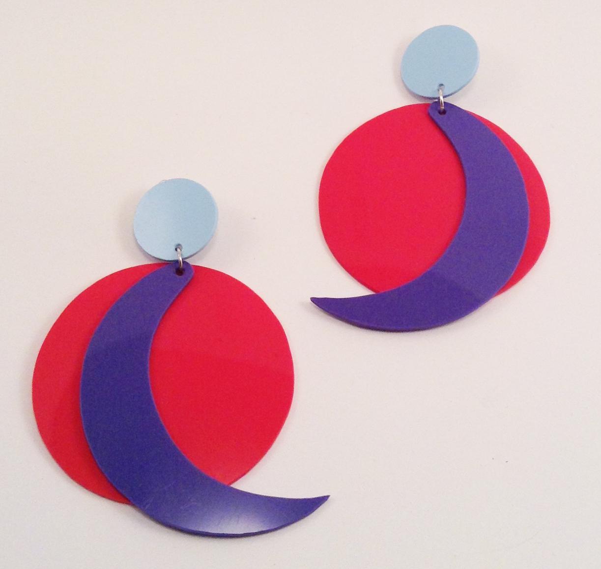 Purmoon earrings