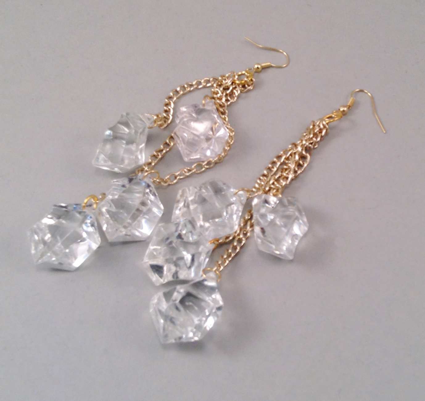 Goldice earrings