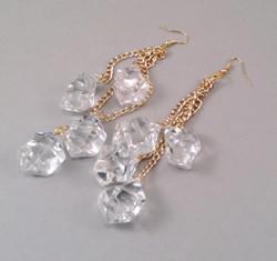 Goldice earrings