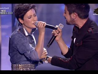 Fantastic duo - Gala 5 - La 1. Televisión española.