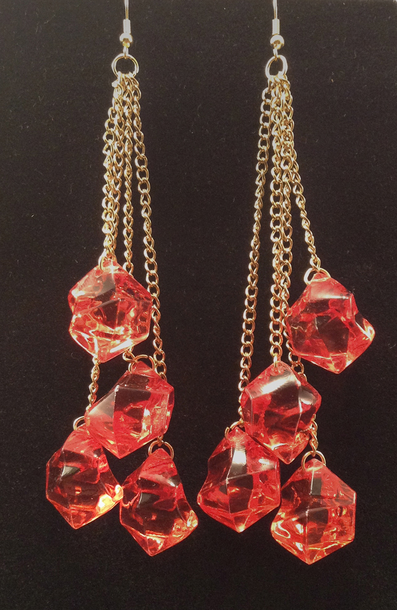 Redice earrings