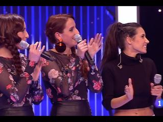 Fantastic duo - Gala 7 - La 1. Televisión española.