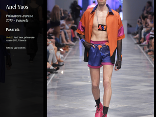 Valencia Fashion week 2014