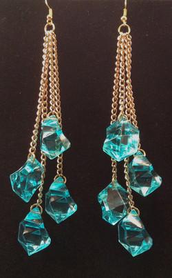 Turquice earrings