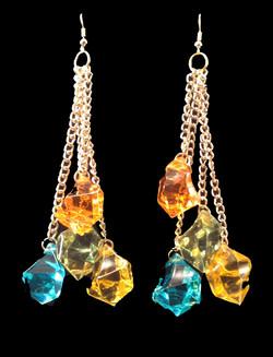 Yelloran earrings
