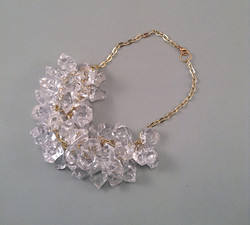 Gold Ice necklace