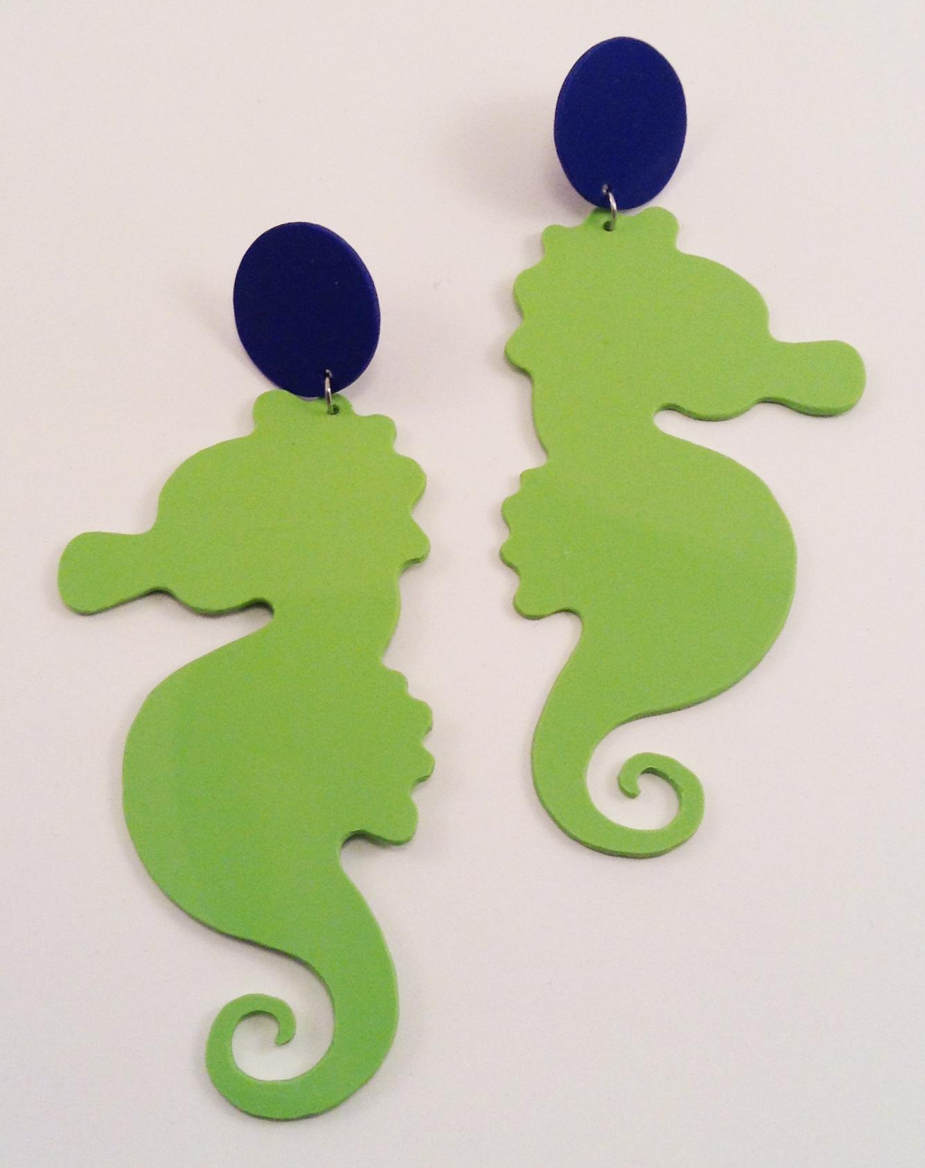 Grehorsea earrings